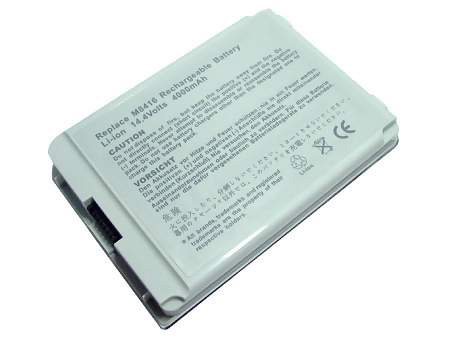 Compatible laptop battery apple  for iBook G4 14 M9165X/A