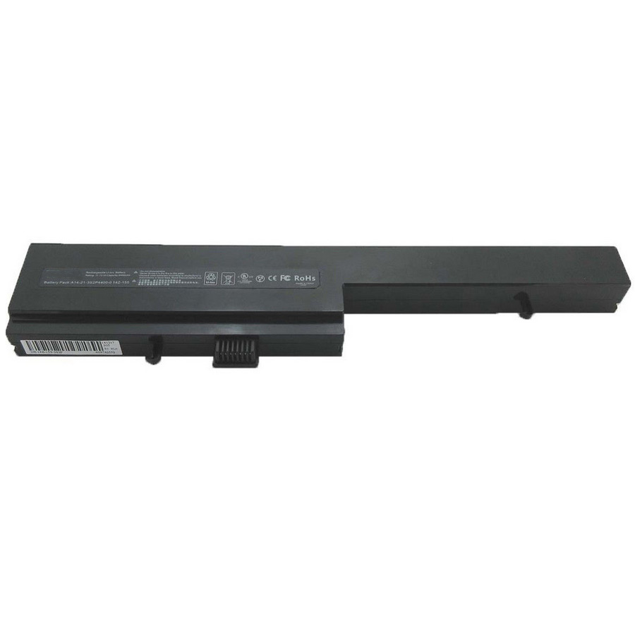 Compatible laptop battery advent  for Monza-N1
