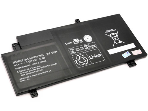 Compatible laptop battery SONY  for VGP-BPL34