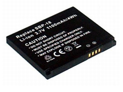 Compatible pda battery ASUS  for sbp-18